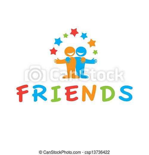 amigos - csp13736422