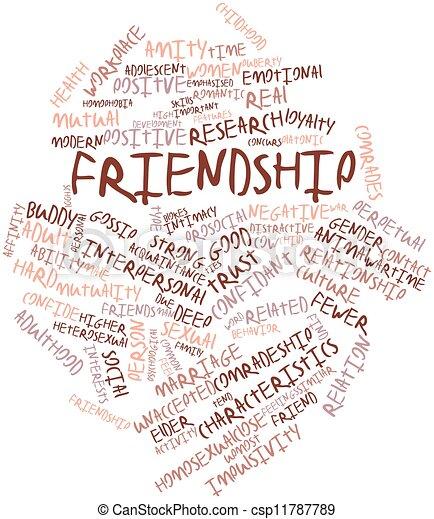amitié - csp11787789