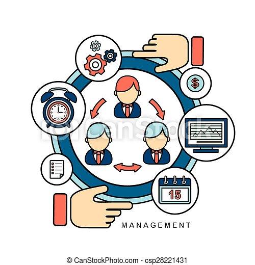 amministrazione, concetto - csp28221431