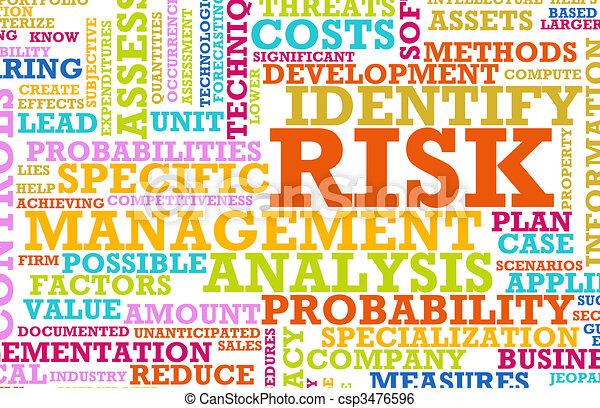 amministrazione, rischio - csp3476596