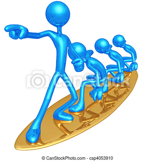 amministrazione, rischio, surfing - csp4053910