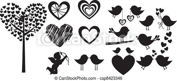 Amor - csp8423346