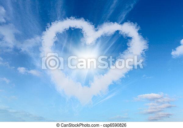 Nubes de amor - csp6590826