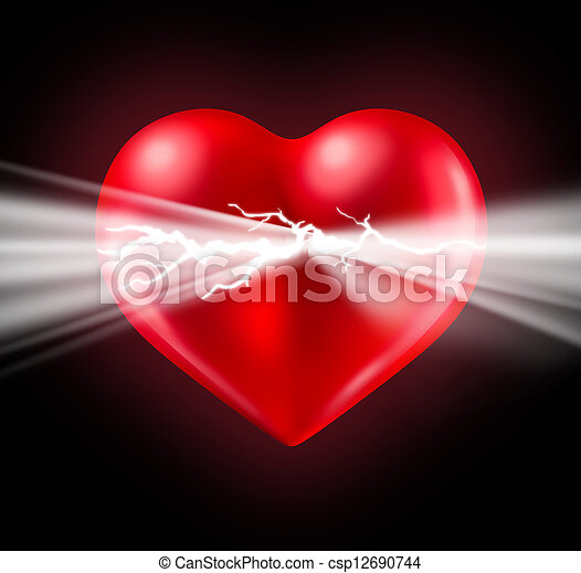 amor, potencia - csp12690744