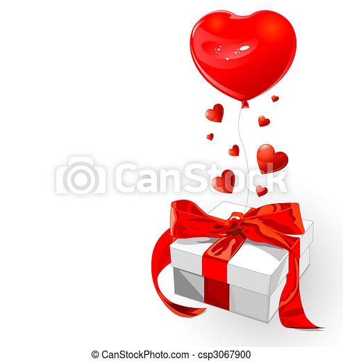 Un regalo de amor - csp3067900