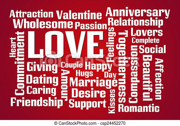 Amor - csp24452270