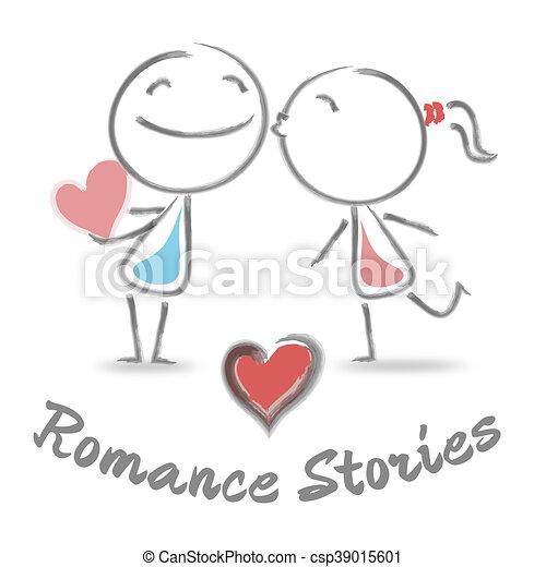 Amor Romance Historias Hallazgo Cariño Exposiciones Amor
