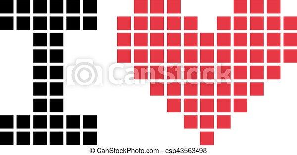 Amour Pixels