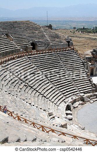 Amphitheater - csp0542446