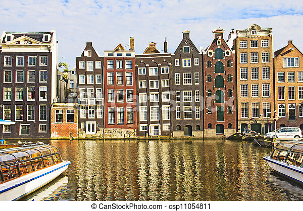 Amsterdam canal - csp11054811