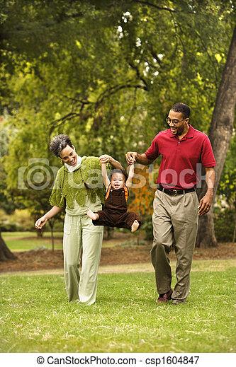 amusement, famille - csp1604847