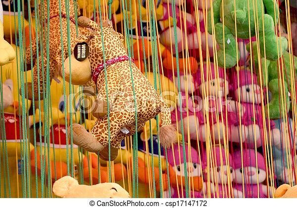 Amusement Park in south korea - csp17147172