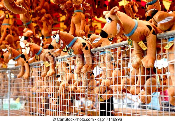 Amusement Park in south korea - csp17146996