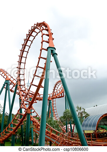 amusement park - csp10806600