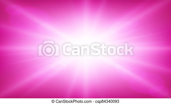 An abstract pink background - csp84340093