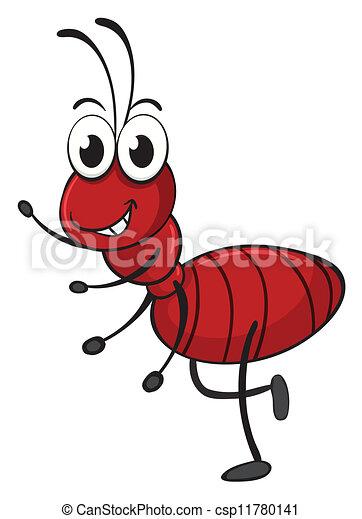 an ant - csp11780141
