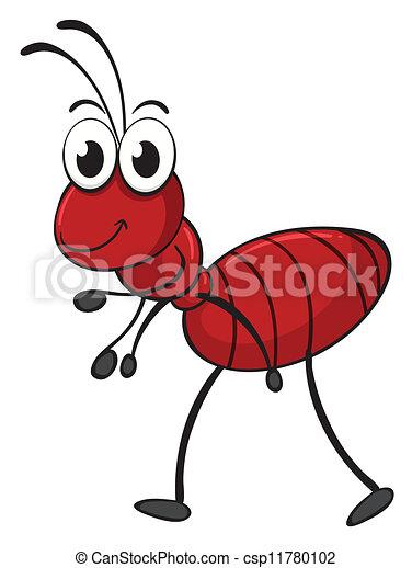 an ant - csp11780102