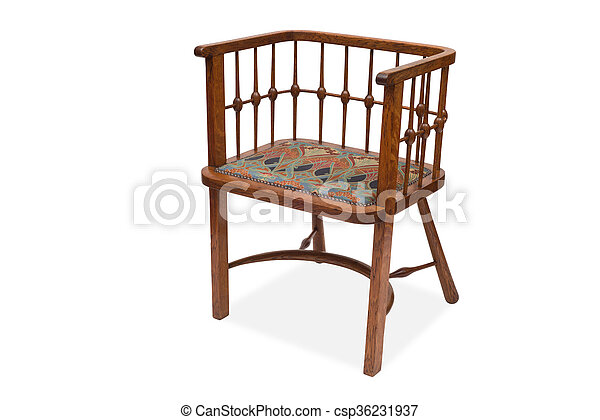Antique Wooden Chairs >> An Antique Wooden Dining Chair