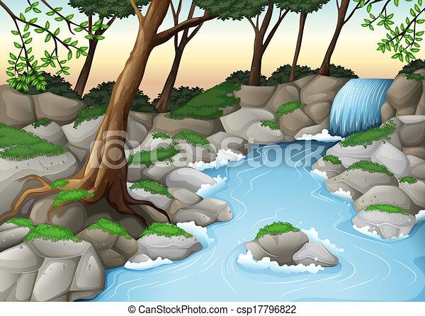 An ecosystem - csp17796822
