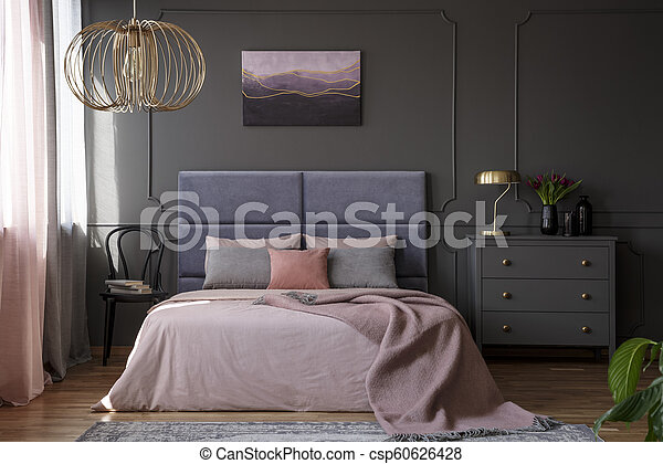 An elegant appartment real photo for woman - csp60626428