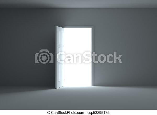how to get light into a dark room