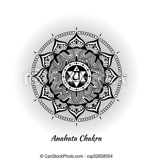 Anahata Chakra Design Anahata Chakra Symbol Used In Hinduism