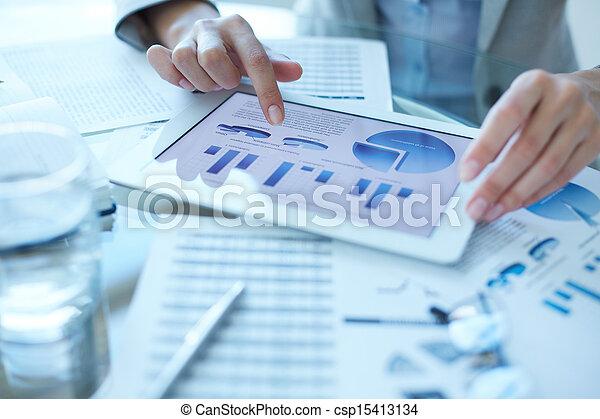 analisi mercato - csp15413134