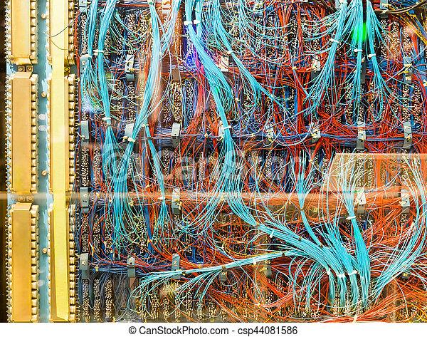 Analog telephone station - csp44081586