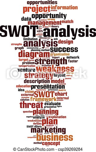 SWOT-Analyse-vertical.eps - csp39269284