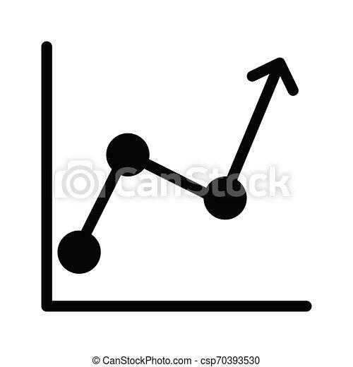 Gráfico analítico - csp70393530