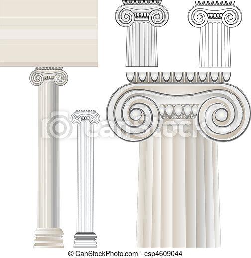 Anchient architecture - csp4609044