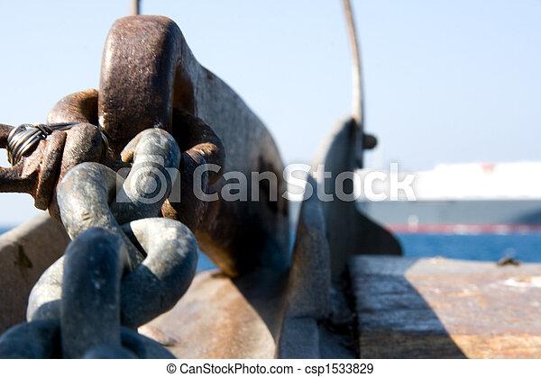 Anchor chain - csp1533829