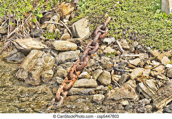 Anchor Chain - csp5447803