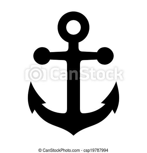 Anchor Icon - csp19787994
