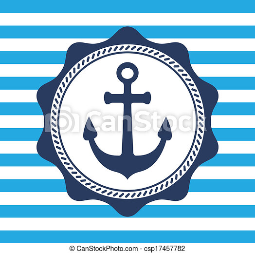 anchor symbol - csp17457782