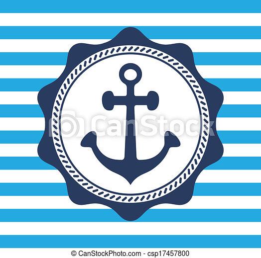 anchor symbol - csp17457800