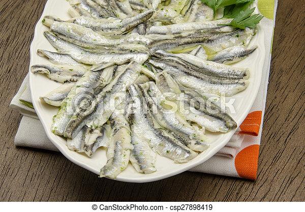 anchovies - csp27898419