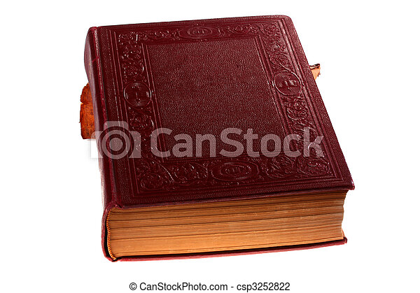 Ancien Livre Ferme