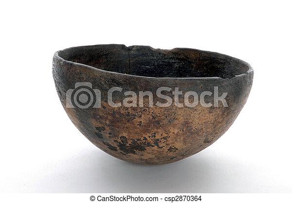 Ancient Bowl - csp2870364