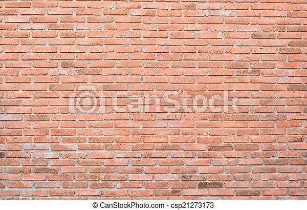 ancient brick wall  - csp21273173
