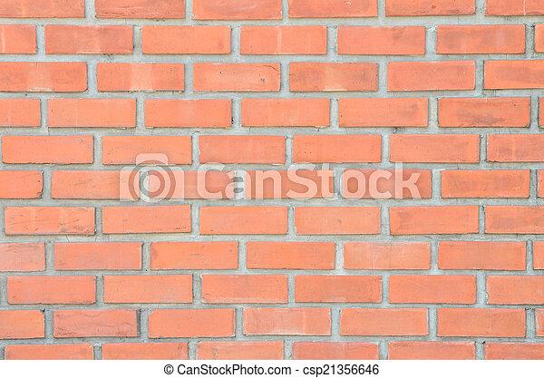 ancient brick wall  - csp21356646