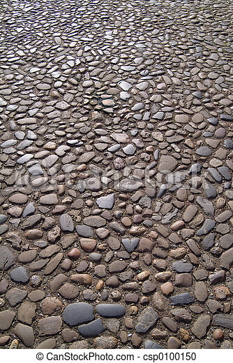 Ancient cobbles - csp0100150