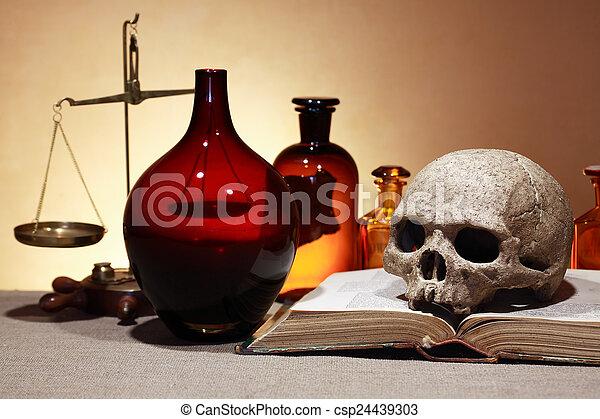 Ancient Pharmaceutics - csp24439303