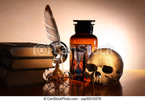 Ancient Science - csp30016376