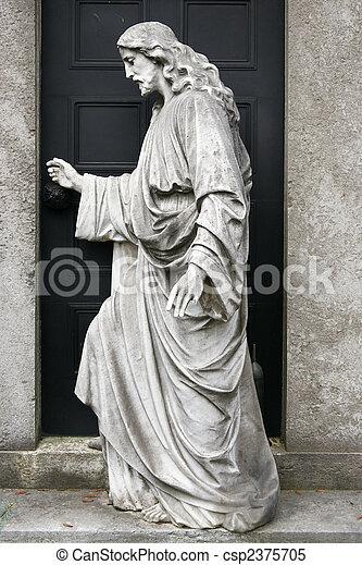 Ancient Sculpture - csp2375705