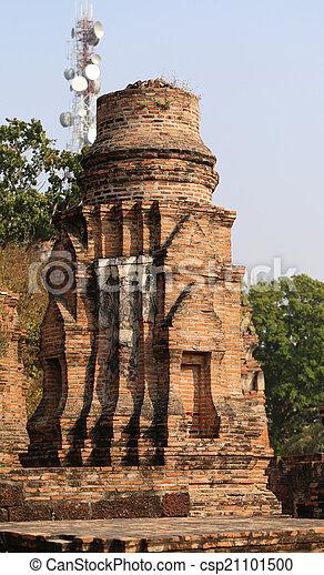 ancient Temple - csp21101500