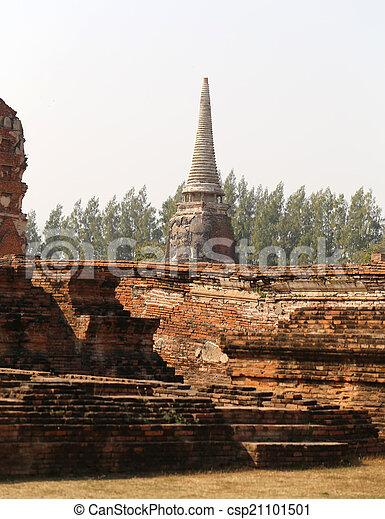 ancient Temple - csp21101501