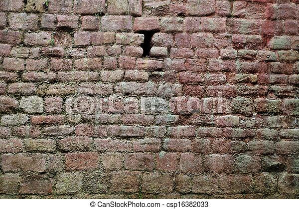 Ancient wall - csp16382033