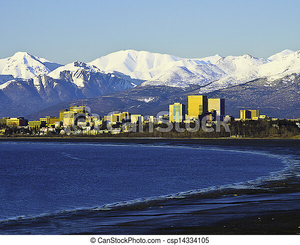 Anchorage Cityview - csp14334105