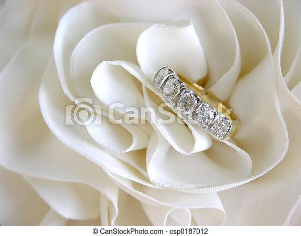 anel, casório - csp0187012